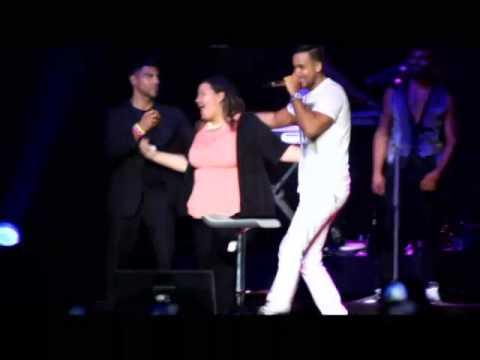 Romeo Santos, concierto en el Poliedro de Caracas 2014-Venezuela