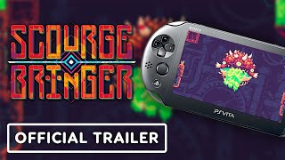 ScourgeBringer - Official PS4 and PSVita Announcement Trailer