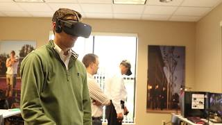 NsightNews - Virtual Reality Demonstration