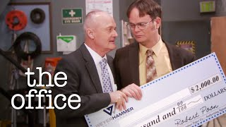 The Office: Paper Airplane Competition thumbnail