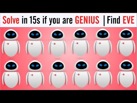 Solve in 15 Seconds | Find the Odd one