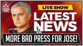 Mourinho Facing Pogba & Martial Rebellion   Man Utd News