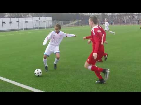 U13 Jhg2005 MSV Duisburg - 1. FSV Mainz 05; LV im NLZ Duisburg 17.02.2018