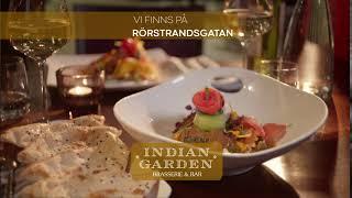 Indian Garden Christmas promo