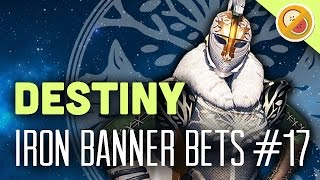 destiny iron banner bets 17 the dream team rise of iron funny gaming moments