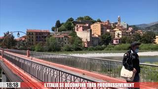 Coronavirus : l'Italie se déconfine très progressivement