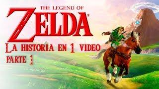 The Legend of Zelda: La Saga en 1 Video (PARTE 1)