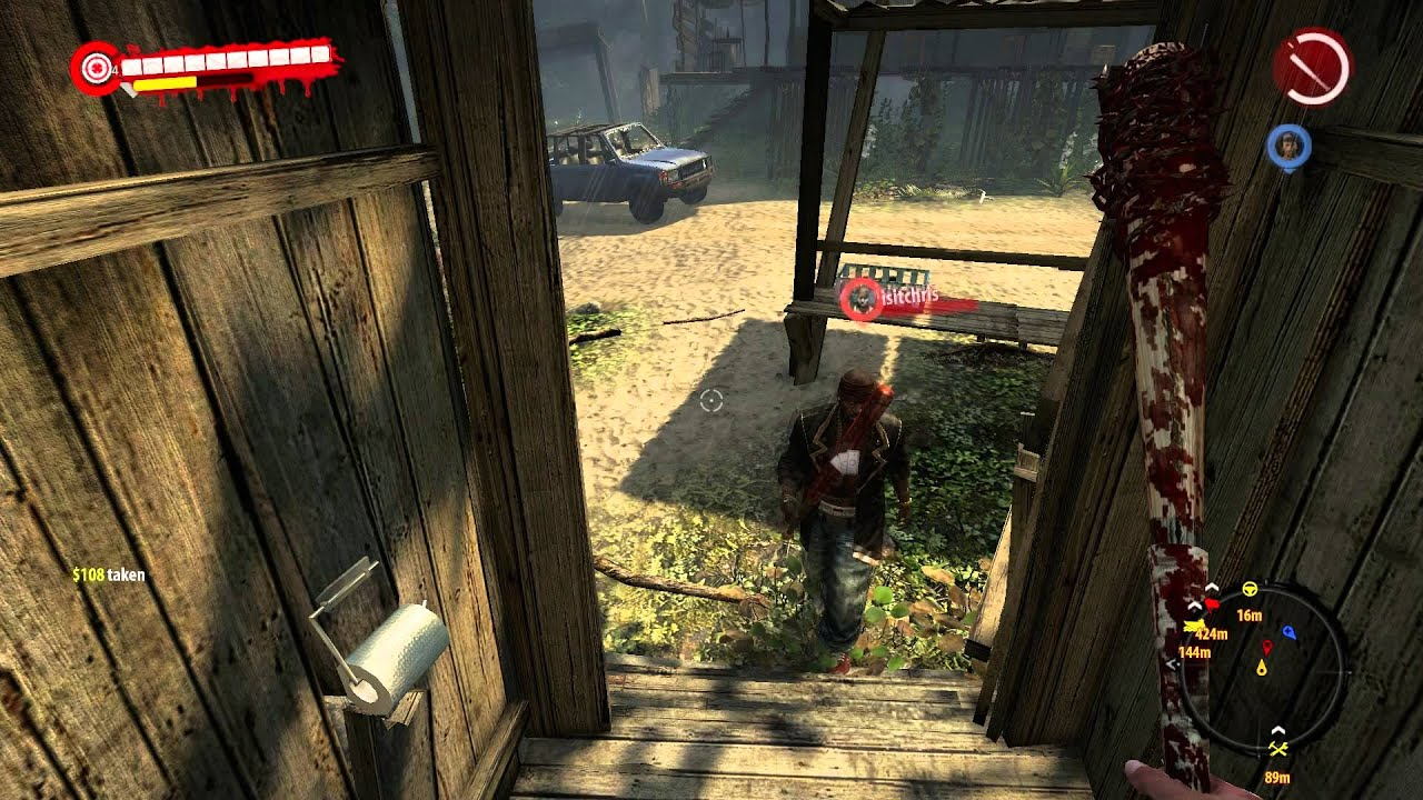How To Get Drunk In Dead Island Riptide