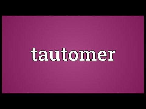 Header of tautomer