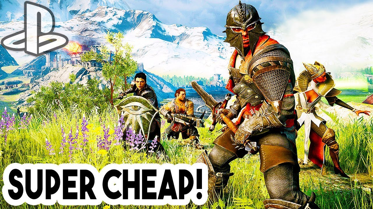 Top 10 Super Cheap Ps4 Games You Can Play For 100 Hours
