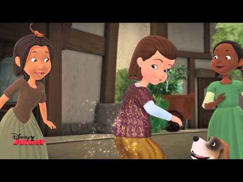 Sofia The First  The Little Witch  Sg