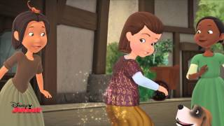 Sofia The First - The Little Witch - Song