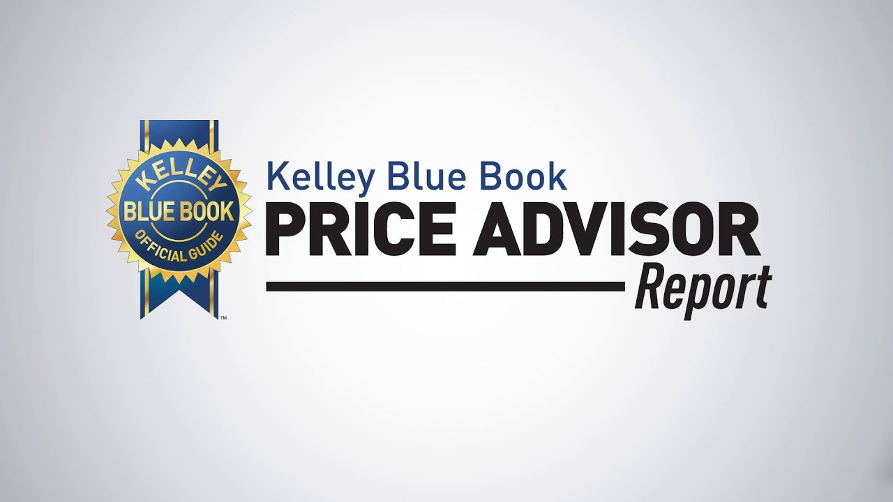 Kelley Blue Book Price Advisor Report | Used Car Pricing Tool ...