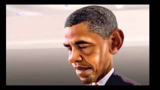 Obama Got Run Over By A Migrant - The Kimberly and Beck Show