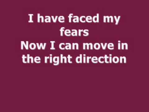 Gossip- Move In The Right Rirection (Lyrics)
