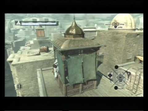 Assassin's Creed, Career 187, Jerusalem, to Assassins Bureau