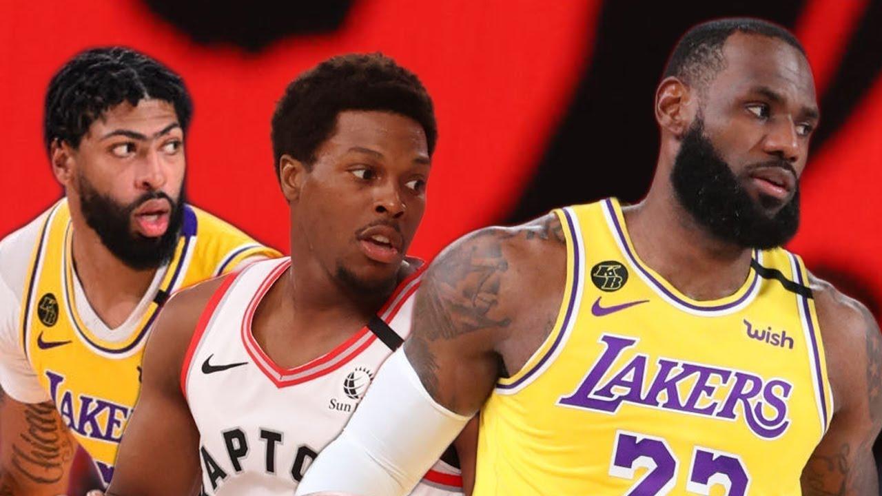 Los Angeles Lakers vs Toronto Raptors Full Game Highlights | August 1