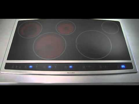 Induction Hybrid Cooktop Cooking Electrolux Kitchen Liances
