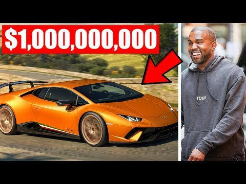 Kanye West Officially A BILLIONAIRE After This Happened...