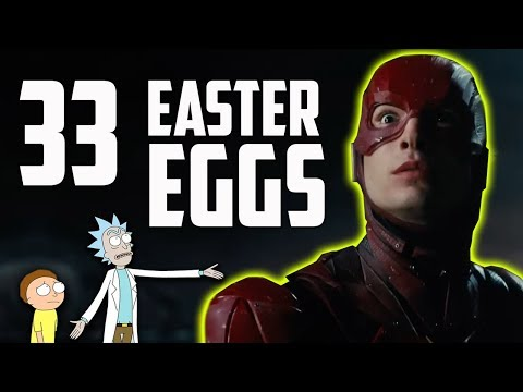 Download Youtube: Justice League - Every Easter Egg