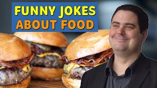 3.5 Funny Jokes About Food