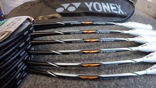 review yonex duora z strike badminton racket by clubrackets com