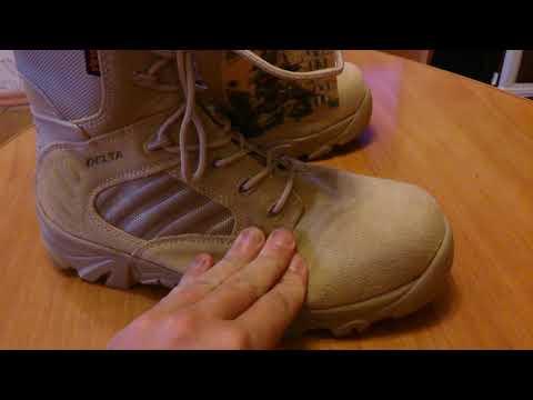 Тактические ботинки DELTA из Китая