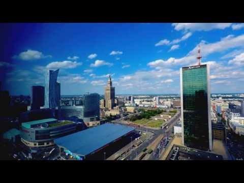 Warsaw Time Lapse 2016