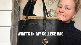 Baixar WHAT'S IN MY COLLEGE BAG | EMILY MAY