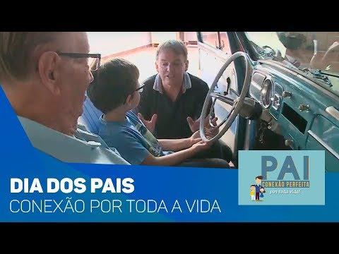 Dia dos pais: uma história de amor e companheirismo - TV SOROCABA/SBT