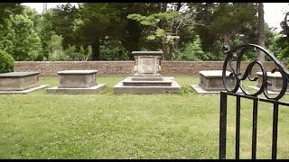 Burial Grounds At George Washingtons Birthplace