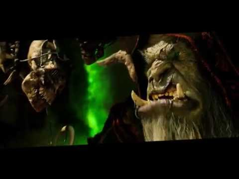 The Dark portal and Thrall birth scenes - WARCRAFT the movie