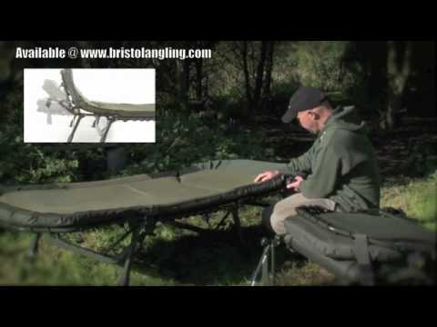 Avid Carp Restbite Bedchair Bristol Angling Centre