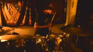 """Rainbow Rhodes/Nakamarra"" Hiatus Kaiyote Drum Cover - Shane Schlick"