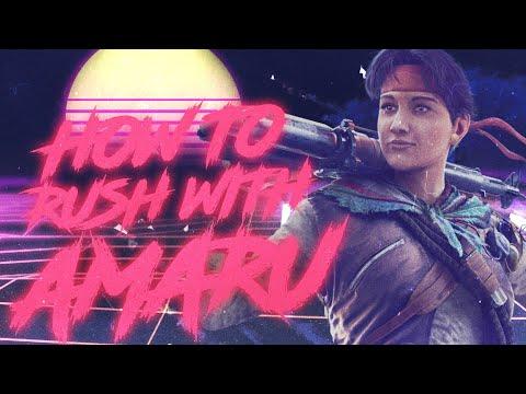 Rainbow Six Siège - HOW TO RUSH WITH AMARU