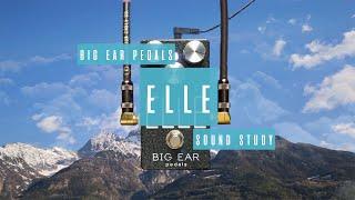 Sound Study // BIG EAR pedals - ELLE