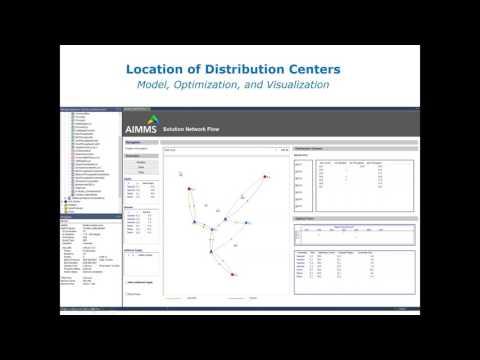 Product Training webinar: Prescriptive Analytics for Facility Location