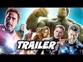 Avengers 4 Endgame Trailer Easter Eggs And References mp3