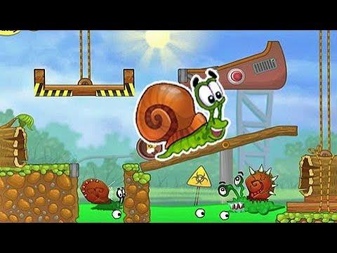 Juegos Para Niños Pequeños Bob El Caracol 1 Y 2 Videos Para Niños Youtube