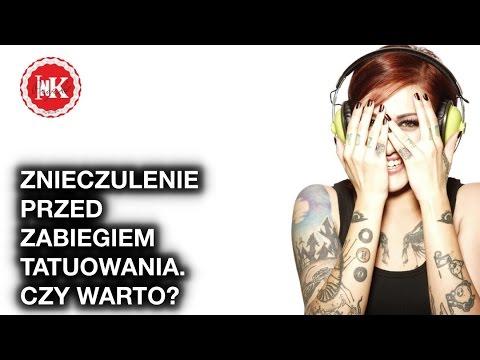 Znieczulenie Przed Zabiegiem Tatuowania Czy Warto Projekt Ink