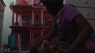 Barbie and Chelsea morning  routine  ☺☺☺☺☺☺☺😊😄😄😄🏠🏫🏦