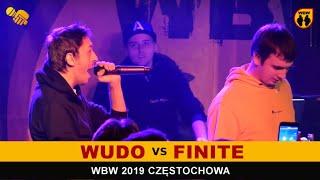 Wudo  Finite  WBW 2019 Częstochowa (freestyle rap battle)
