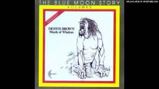 Dennis Brown - So Jah Say - Words Of Wisdom