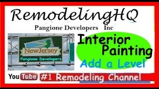 Home Remodeling Vlog - Nj Add A Level Interior Painting