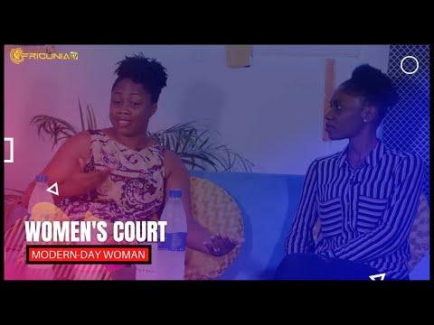 WOMEN'S COURT: A modern day woman; Feminism