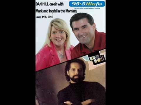 Dan Hill on 95.5 Hits FM