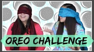 OREO CHALLENGE | First Time Eating an Oreo?! Thumbnail