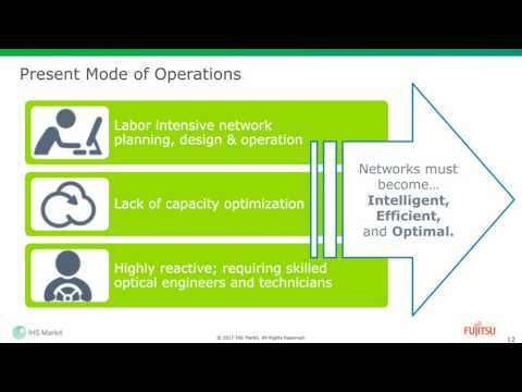 Intelligent Optical Networks: A Look into the Future