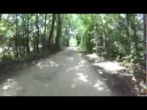 Glencoe to Highland Park, IL on the Green Bay Trail