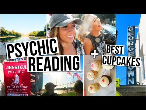 Georgetown, PSYCHIC READINGS, Earthquake in DC!?